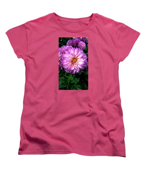 Women's T-Shirt (Standard Cut) featuring the photograph Flowers by Bernd Hau