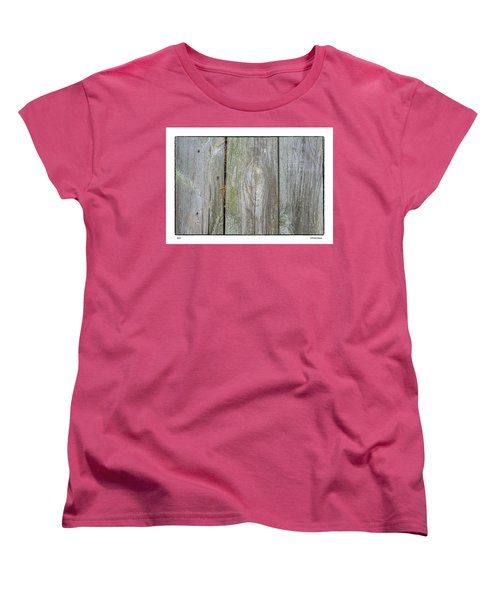 Women's T-Shirt (Standard Cut) featuring the photograph Grain by R Thomas Berner