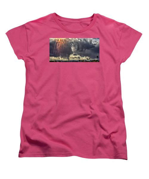 Women's T-Shirt (Standard Cut) featuring the photograph I Am That, I Am by Michael Rogers