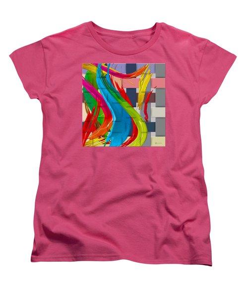 It's A Virgo - The End Of Summer  Women's T-Shirt (Standard Cut) by Serge Averbukh