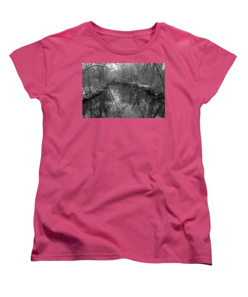 Late Winter In Philly Women's T-Shirt (Standard Cut)