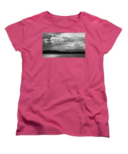Let's Get Lost Women's T-Shirt (Standard Cut) by Yvette Van Teeffelen