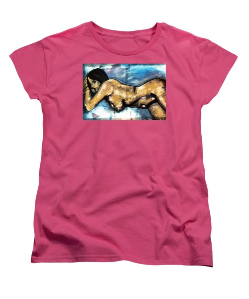 Missy Women's T-Shirt (Standard Cut) by Thomas Valentine