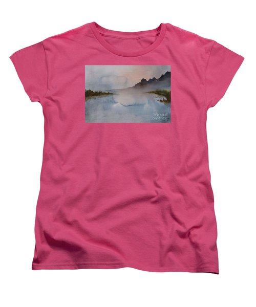Mist Women's T-Shirt (Standard Cut)