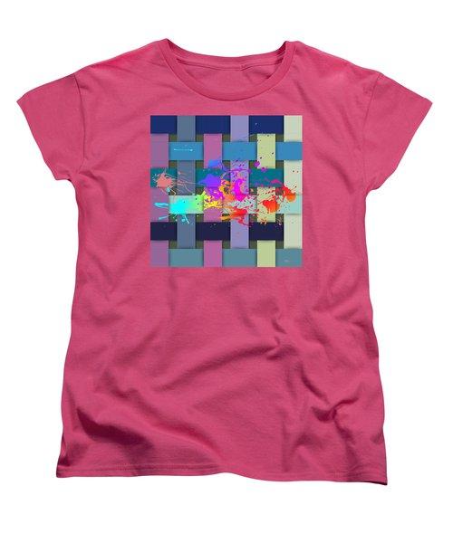 One Classy Summer In The Hamptons Women's T-Shirt (Standard Cut) by Serge Averbukh