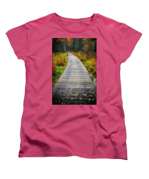 Pathway Home Women's T-Shirt (Standard Fit)