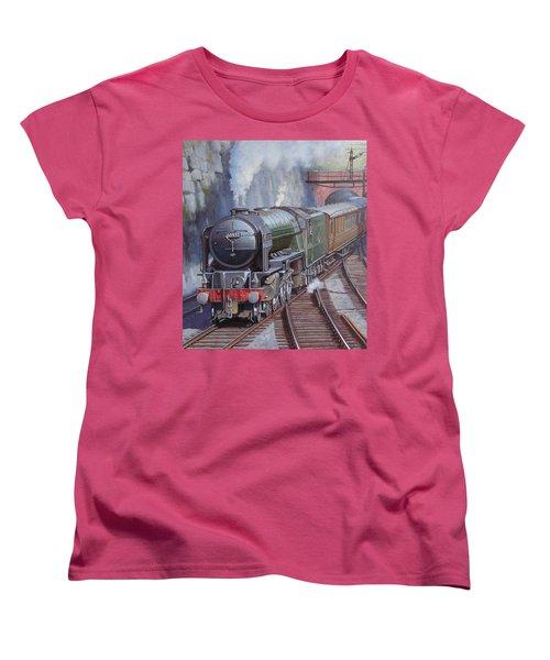 Peppercorn Pacific. Women's T-Shirt (Standard Cut) by Mike  Jeffries