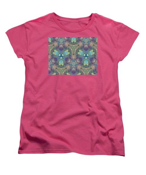 Seascape I Women's T-Shirt (Standard Cut) by Maria Watt