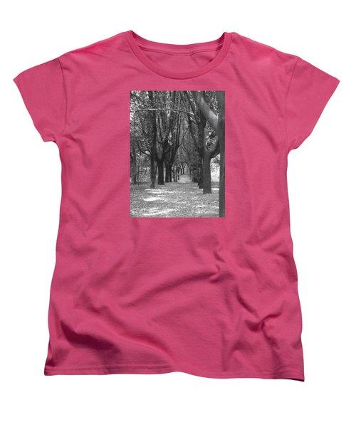 Serenity Women's T-Shirt (Standard Cut) by Edgar Torres