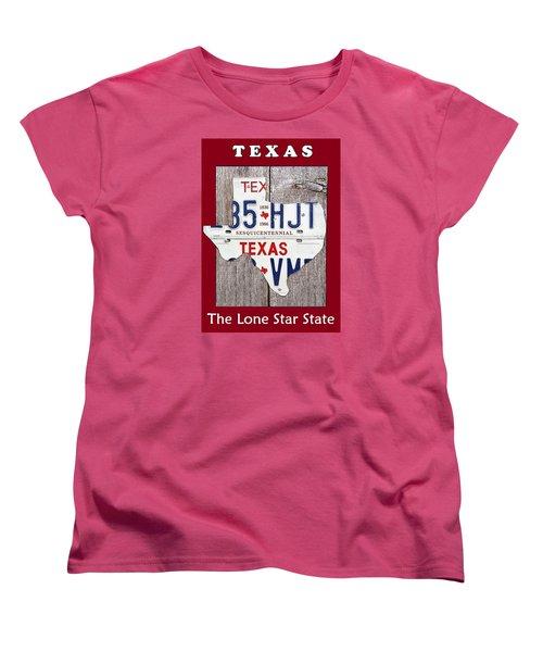 The Lone Star State Women's T-Shirt (Standard Cut)
