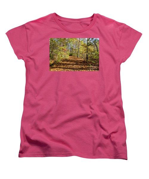 The Outlet Trail Women's T-Shirt (Standard Cut)