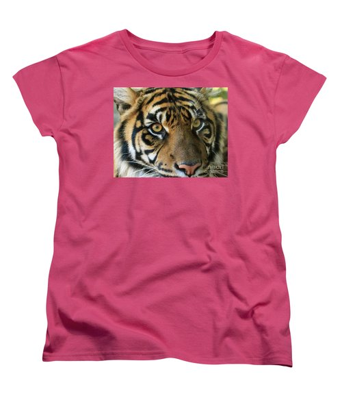 Tiger Women's T-Shirt (Standard Cut)