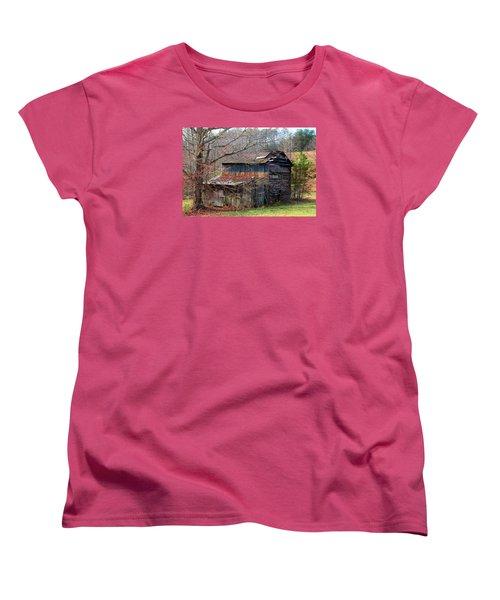 Tumbledown Barn Women's T-Shirt (Standard Cut)