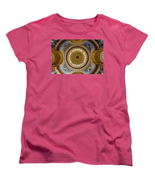 Under The Dome Women's T-Shirt (Standard Cut) by Randy Scherkenbach