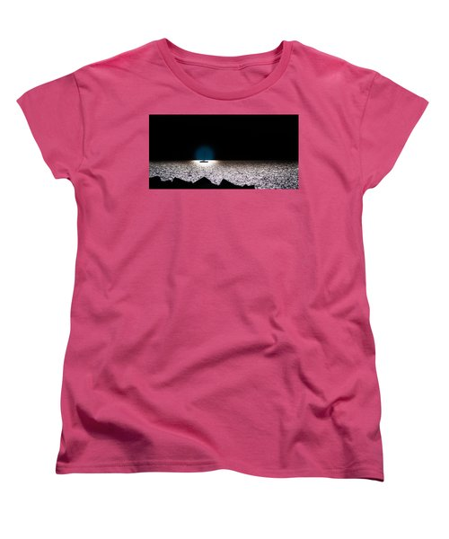 Women's T-Shirt (Standard Cut) featuring the photograph Vela by Bruno Spagnolo