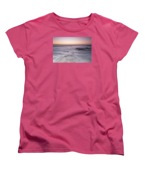 Warmth Women's T-Shirt (Standard Cut) by Catherine Lau