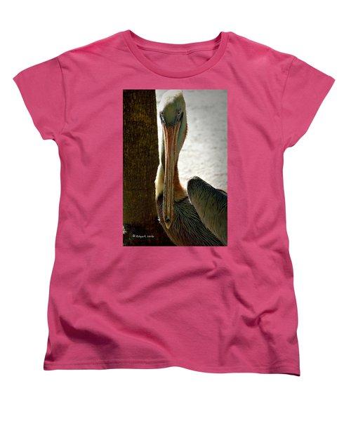 No Title Women's T-Shirt (Standard Cut) by Edgar Torres
