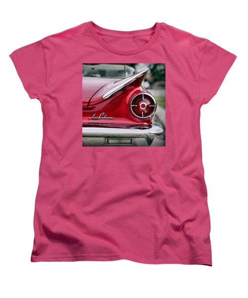 1960 Buick Lesabre Women's T-Shirt (Standard Cut) by Gordon Dean II
