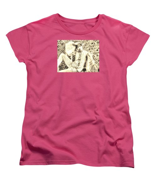 BOY Women's T-Shirt (Standard Cut) by Yury Bashkin