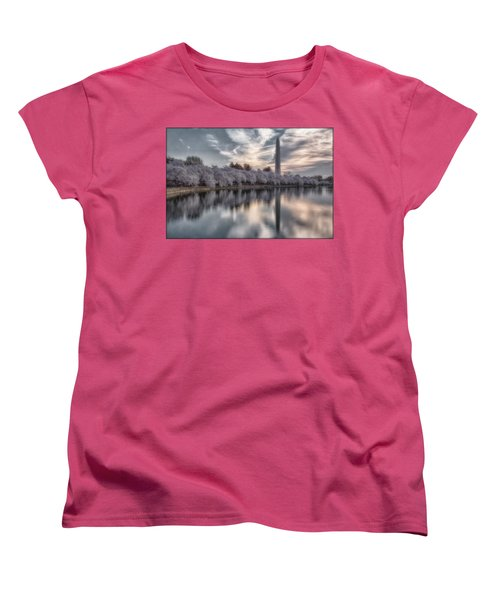 Washington Sunrise Women's T-Shirt (Standard Cut)