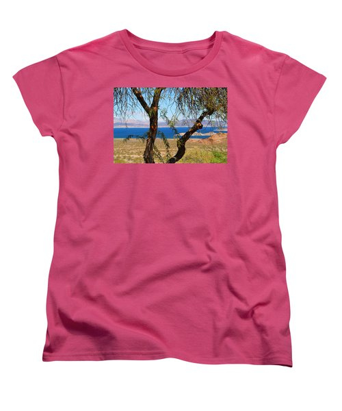 Hoover Dam Visitor Center Women's T-Shirt (Standard Cut)