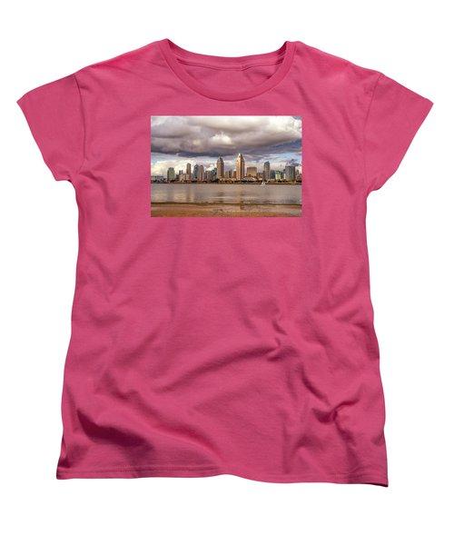 Passing By Women's T-Shirt (Standard Cut)