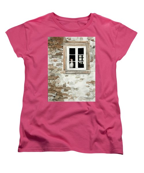 Window Dressing Women's T-Shirt (Standard Cut)