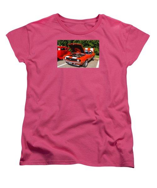 Hall County Sheriffs Office Show And Shine Car Show Women's T-Shirt (Standard Cut)