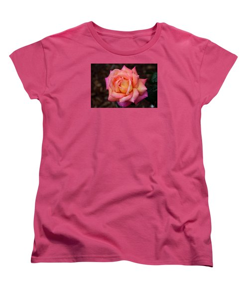 Women's T-Shirt (Standard Cut) featuring the photograph A Breath From Sarasota by Michiale Schneider
