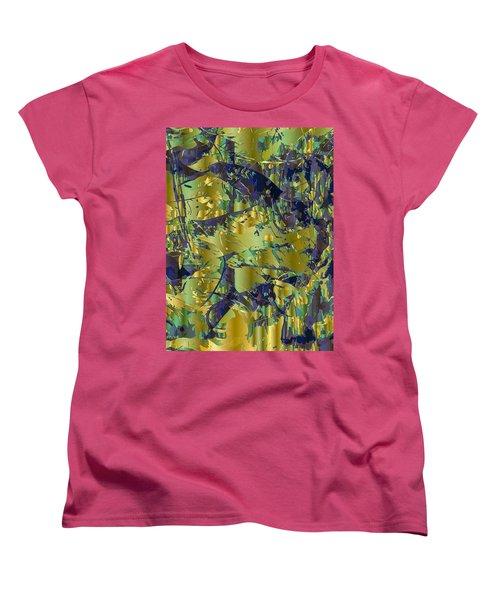 The Sweet Confusion Women's T-Shirt (Standard Cut) by Moustafa Al Hatter