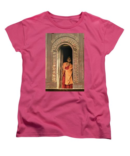A Monk 4 Women's T-Shirt (Standard Cut)