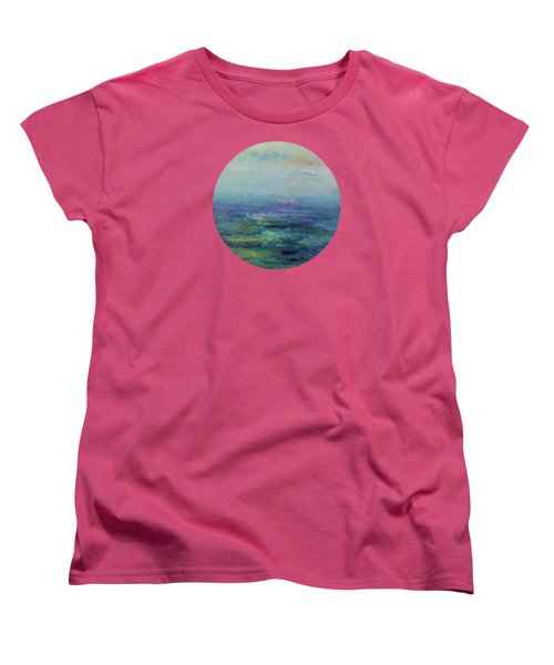 A Place For Peace Women's T-Shirt (Standard Cut) by Mary Wolf