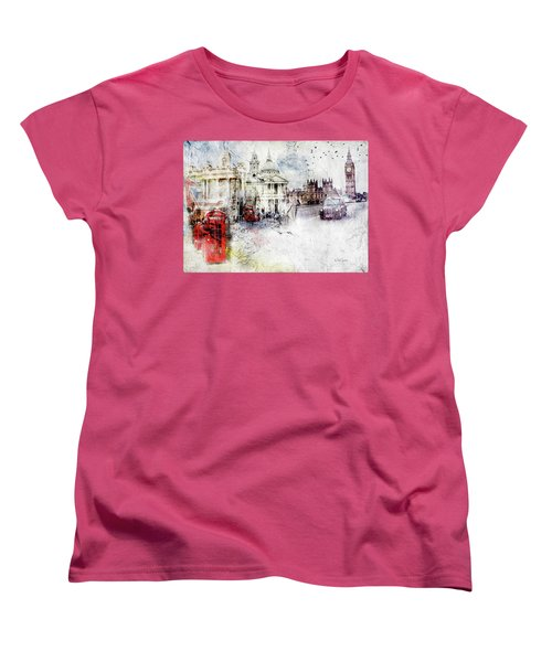 A Sense Of Time Women's T-Shirt (Standard Cut) by Nicky Jameson