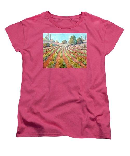 A Way Of Life Women's T-Shirt (Standard Cut) by Joyce Hicks