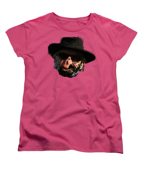 Aargh Women's T-Shirt (Standard Cut) by David and Lynn Keller
