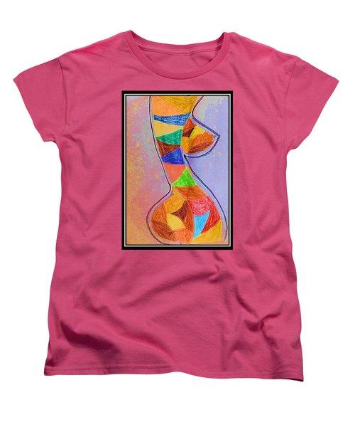 Abstract Love Women's T-Shirt (Standard Cut)