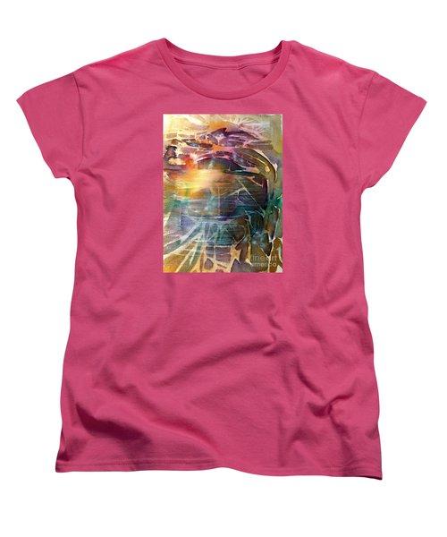 Cavern Travel Women's T-Shirt (Standard Cut)
