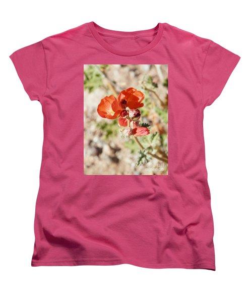 Aeon In Red Women's T-Shirt (Standard Cut)