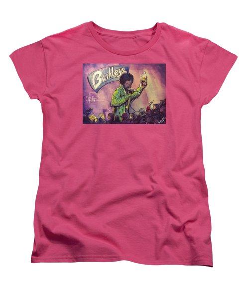 Afroman At Barkleys Women's T-Shirt (Standard Cut) by David Sockrider