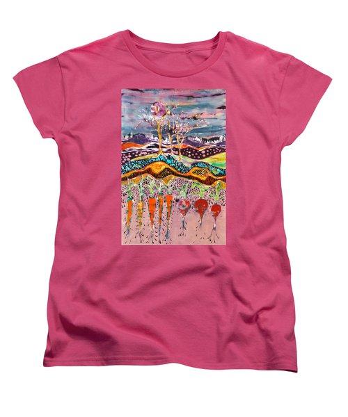 After The Thunderstorm Women's T-Shirt (Standard Cut)