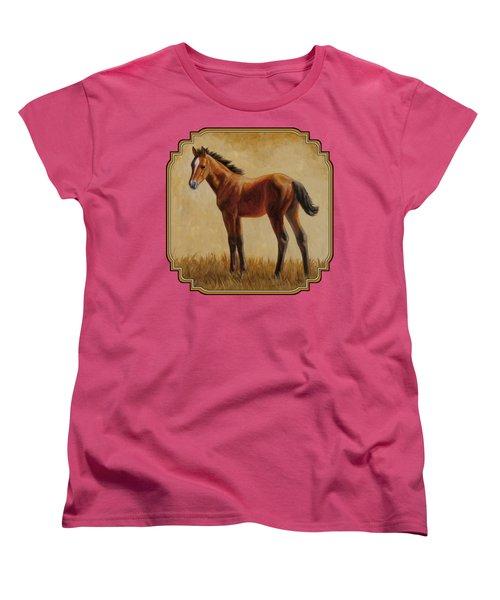 Afternoon Glow Women's T-Shirt (Standard Fit)