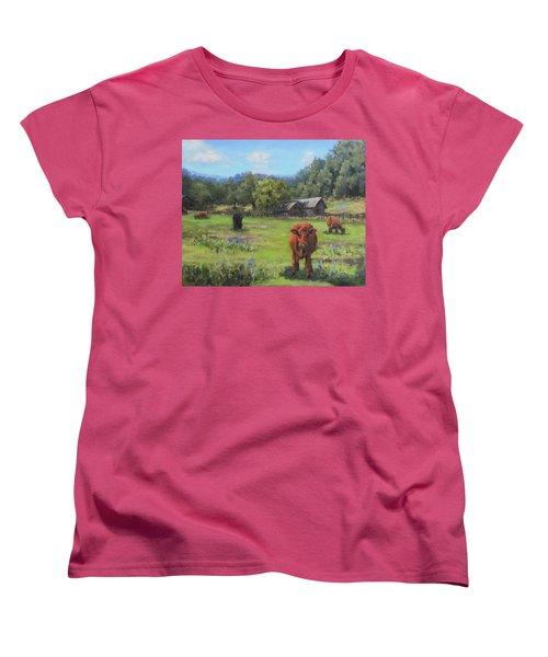 Afternoon Snack Women's T-Shirt (Standard Cut)