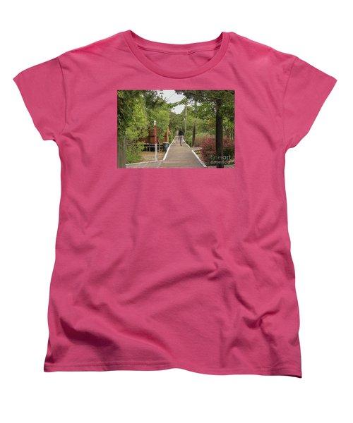 Afternoon Stroll Women's T-Shirt (Standard Cut)
