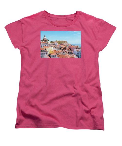 Alfama Women's T-Shirt (Standard Cut)