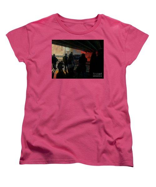All Lives Matter Women's T-Shirt (Standard Cut)