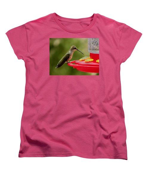 Alone At Last Women's T-Shirt (Standard Cut) by Joseph Frank Baraba