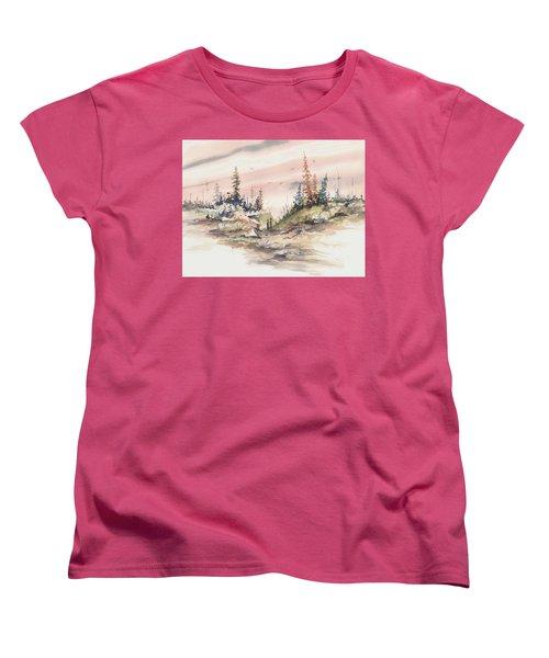 Alone Together Women's T-Shirt (Standard Cut)