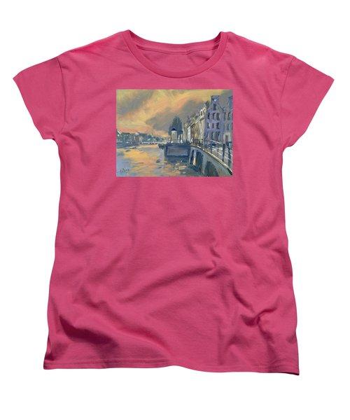 Amsterdm Morning Light Amstel Women's T-Shirt (Standard Fit)