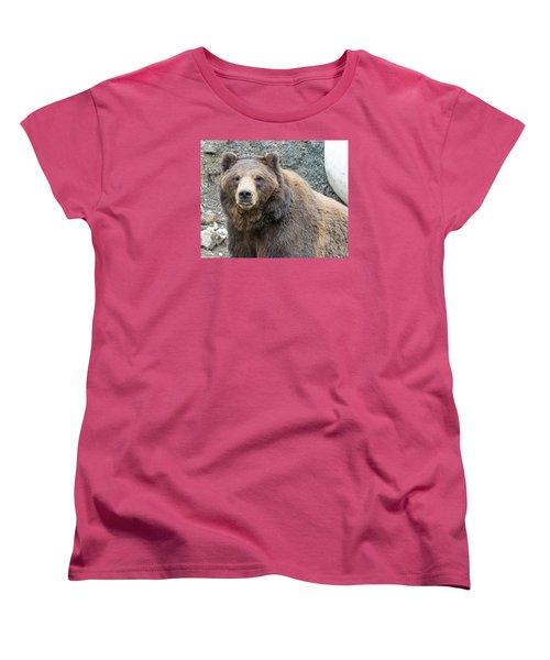 An Eye On You Women's T-Shirt (Standard Cut) by Harold Piskiel