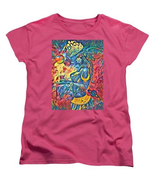 Answering The Call Women's T-Shirt (Standard Cut) by Vennie Kocsis